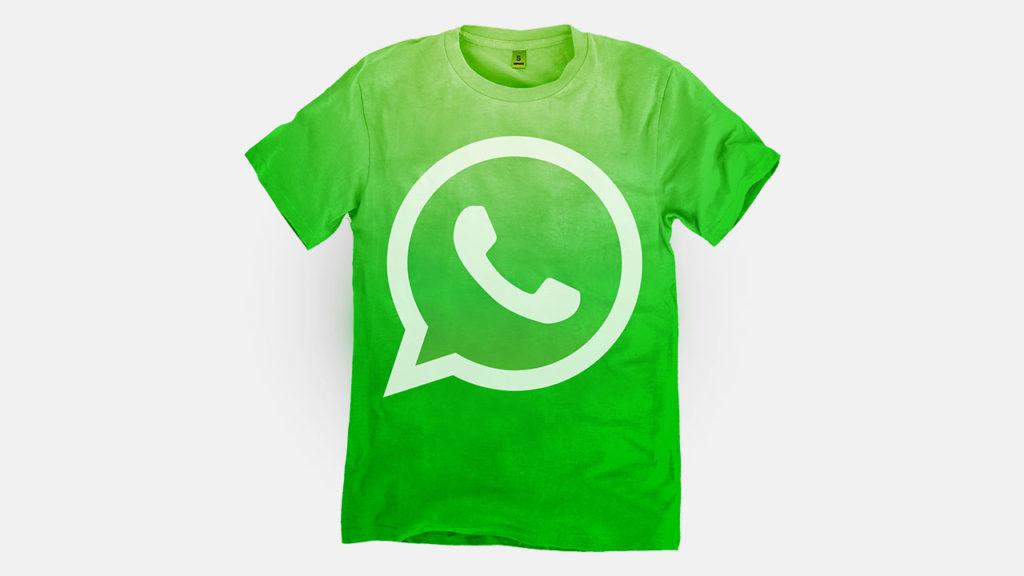 Instatee - WhatsApp shirt