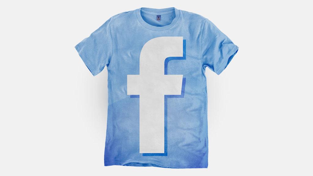 Instatee - Facebook shirt