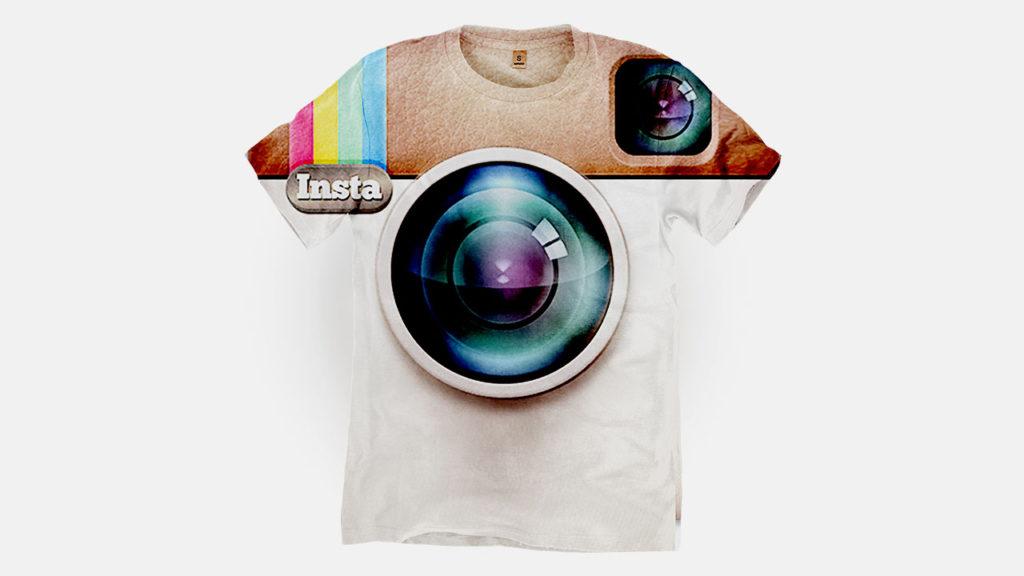 Instatee - Instagram shirt