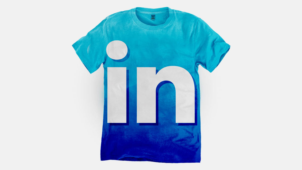 Instatee - LinkedIn shirt