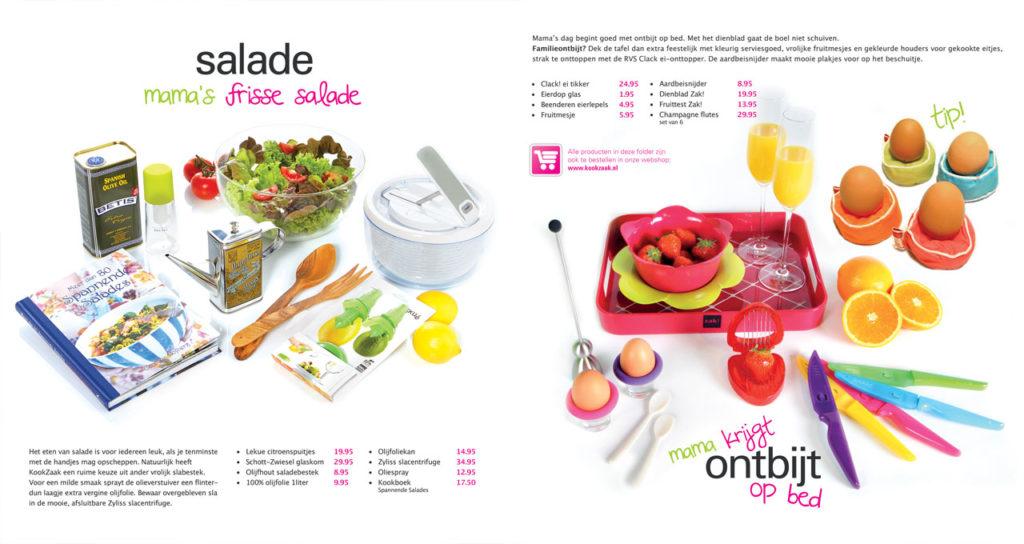 Kookzaak - flyer